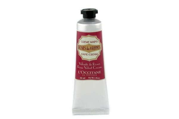 L'Occitane Rose 4 Reines Velvet Hand Cream (30ml/1oz)