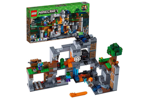 LEGO Minecraft The Bedrock Adventures - 21147