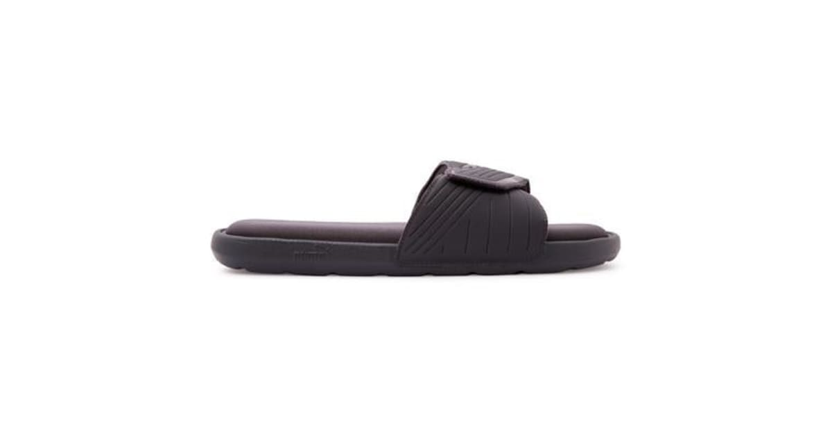 nouvelle arrivee d4a7b 6eedc Puma Men's Starcat Foam Slide (Iron Gate, Size 10) | Shoes