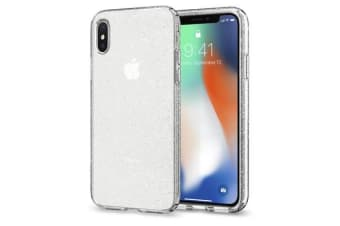 Spigen iPhone X Liquid Crystal Case