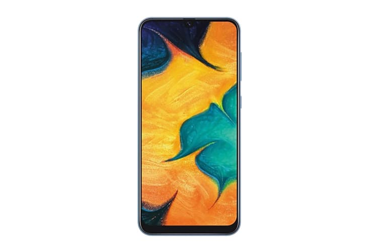 Samsung Galaxy A30 Dual SIM (64GB, Blue)