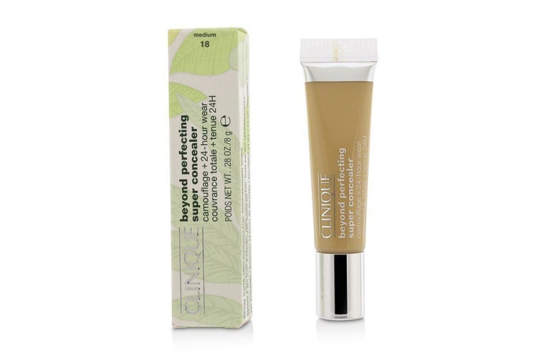 Clinique Beyond Perfecting Super Concealer Camouflage + 24 Hour Wear - # 18 Medium 8g/0.28oz