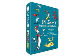 Dr. Suess Beginners Book Collection