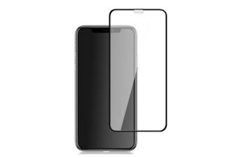 Caseology For Iphone Screen Protector Scratch Resistant Screen Protector For Iphone Xs & Iphone Xr Black Iphonexs(5.8 Inch)