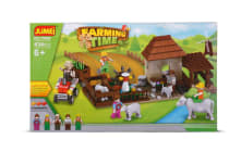 Jumei Building Blocks - Farming Time