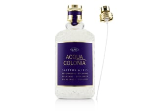 4711 Acqua Colonia Saffron & Iris EDC Spray (Unboxed) 170ml/5.7oz