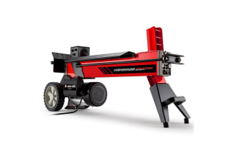 Baumr-AG 8 Ton Electric Log Splitter 8T Hydraulic Wood Firewood Block Cutter Axe