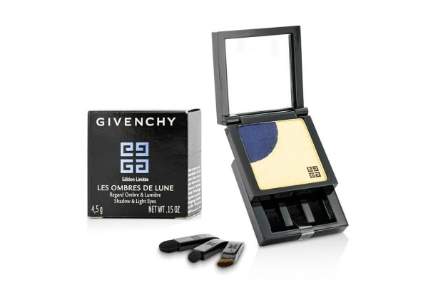 Givenchy Les Ombres De Lune Shadow & Light Eyes (Limited Edition) - #2 Lune Mordoree (4.5g/0.15oz)