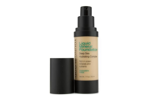 Youngblood Liquid Mineral Foundation - Sand (30ml/1oz)