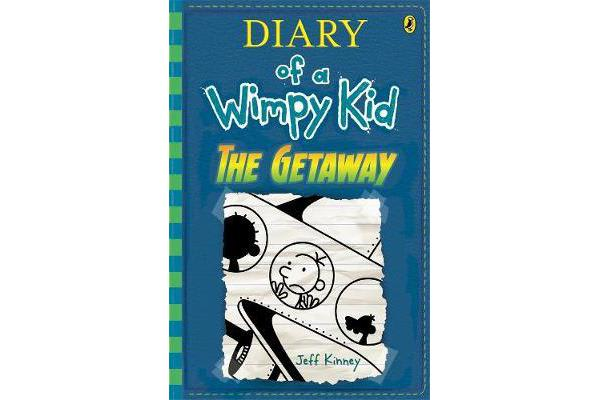 The Getaway - Diary of a Wimpy Kid (BK12): Diary of a Wimpy Kid Book 12