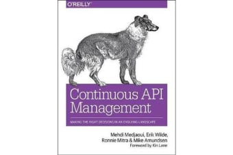 Continuous API Management - Make the Right Decisions in an Evolving Landscape