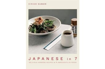 Japanese in 7 - Delicious Japanese recipes in 7 ingredients or fewer