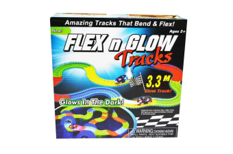 Glow in the Dark Flex N Go Magic Track
