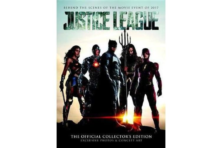 Justice League - Official Collector's Edition