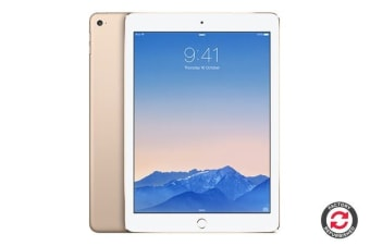 Apple iPad Air 2 Refurbished (32GB, Wi-Fi, Gold) - A Grade