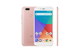 Xiaomi Mi A1 (64GB, Rose Gold)