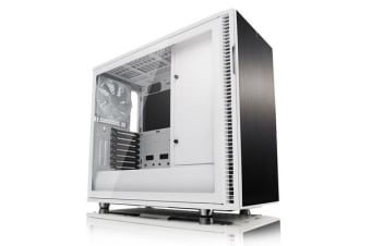 FRACTAL DESIGN Define R6 Mid Tower Case white