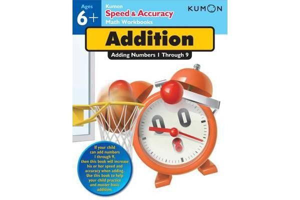 Speed and Accuracy - Addition