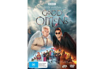 Good Omens DVD Region 4
