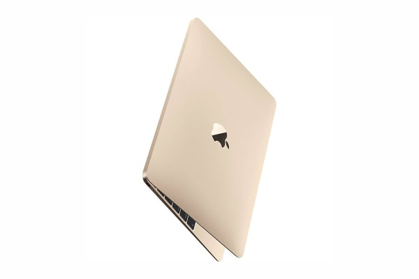 "Apple 12"" Macbook (512GB, 1.2GHz m5, Gold) MLHF2"