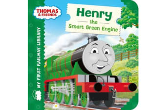 Thomas & Friends - My First Railway Library: Henry the Smart Green Engine
