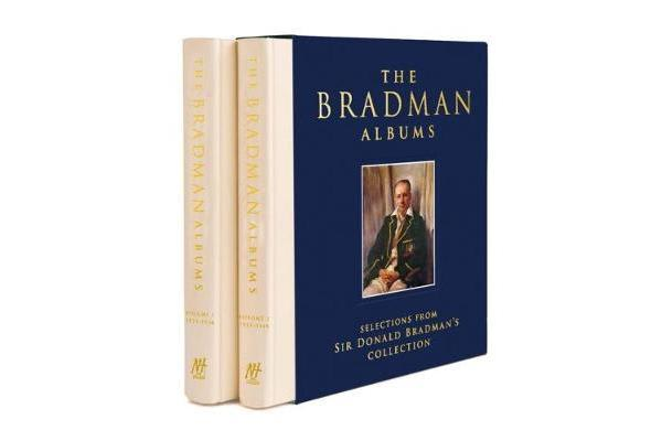 Image of The Bradman Albums