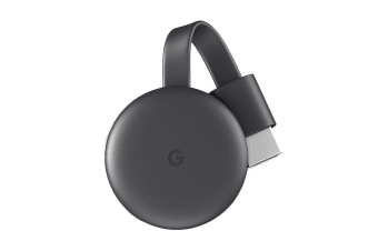 Google Chromecast 3 (Charcoal) - Australian Model