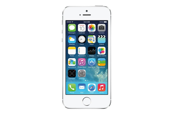 Apple iPhone 5s (16GB, Silver)