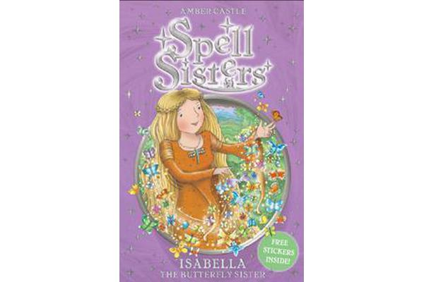 Spell Sisters - Isabella the Butterfly Sister