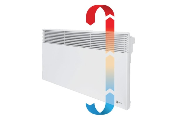 Levante by Noirot 2000W Electric Convection Panel Heater (LEV1319-7)