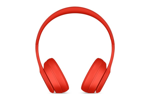 Beats Solo3 Wireless Headphones (Red)