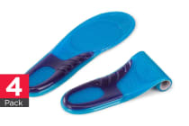 Sports Gel Insoles (Women's) - 4 Pack