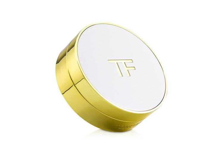 Tom Ford Soleil Glow Tone Up Hydrating Cushion Compact Foundation SPF40 - # 6.0 Natural 12g