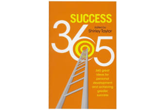 Success 365, by Shirley Taylor