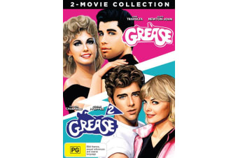 Grease / Grease 2 DVD Region 4