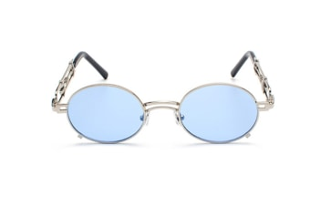 Steampunk Personality Retro Metallic Male And Female Hipster Sunglasses