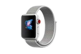 Soft Nylon Sport Loop Watch Band for Apple Watch Iwatch Series 5 4 3 2 1 - 42MM 44MM
