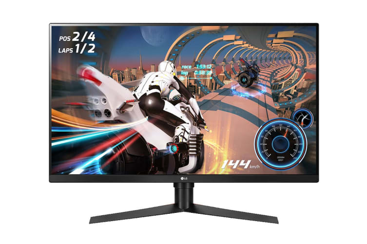 "LG 32"" 16:9 QHD 2560x1440 Gaming Monitor with 144hz and FreeSync (32GK650F-B)"