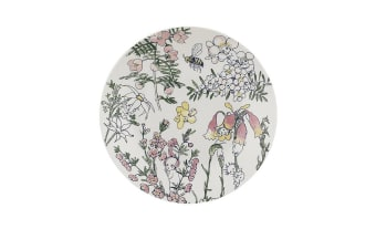 Ecology May Gibbs Side Plate 20cm Flower Babies