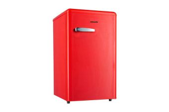 Heller 92L Retro Bar Fridge (RBF92)