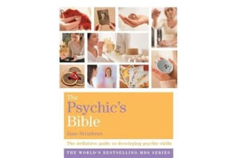 The Psychic's Bible - Godsfield Bibles
