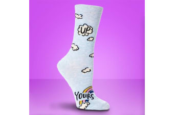 Up Yours Ladies Socks