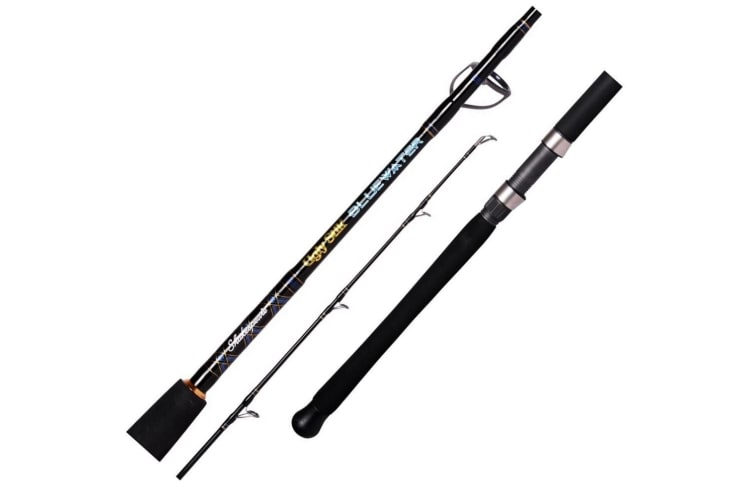 7ft Ugly Stik Bluewater 6-10kg Spinning Fishing Rod - 2 Piece Spin Rod