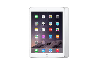 Apple iPad Air 2 Wi-Fi 64GB Silver - Refurbished Good Grade