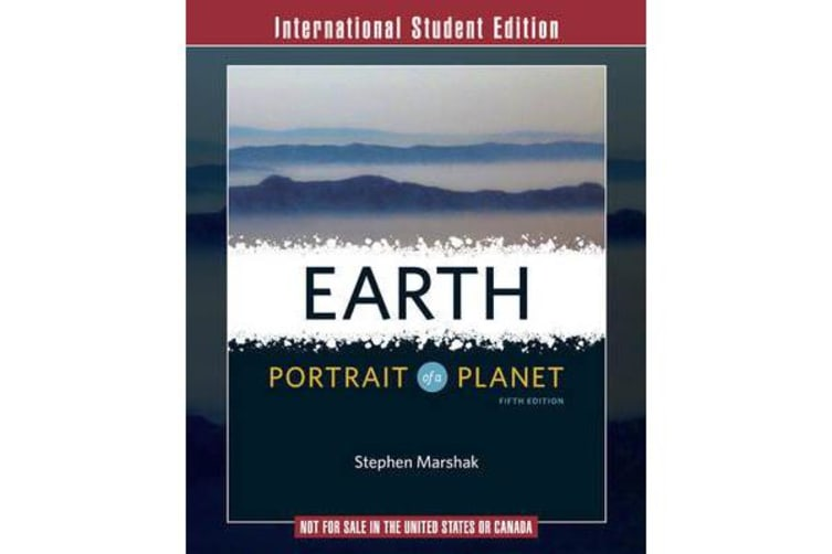 Earth - Portrait of a Planet