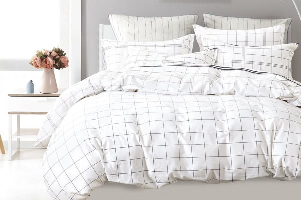 Gioia Casa Nico Quilt Cover Set (King)