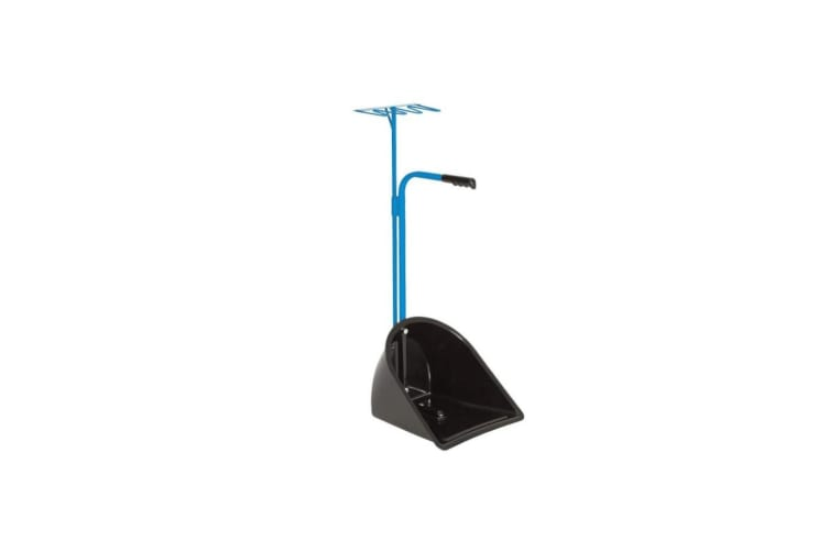 STUBBS Super Mate Manure Collector (Blue) (One Size)