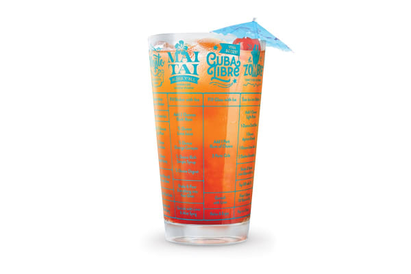 Fred Good Measure - Rum Cocktails Cup