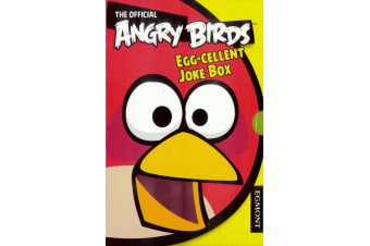 The Official Angry Birds Egg-Cellent Joke Book