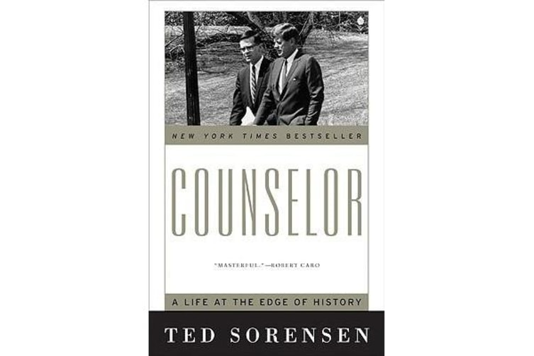 Counselor - A Life at the Edge of History